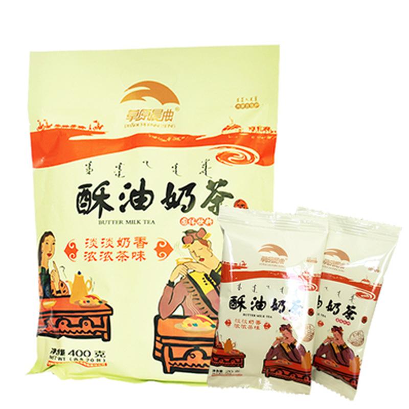 酥油奶茶-草原晨曲-400g 咸味