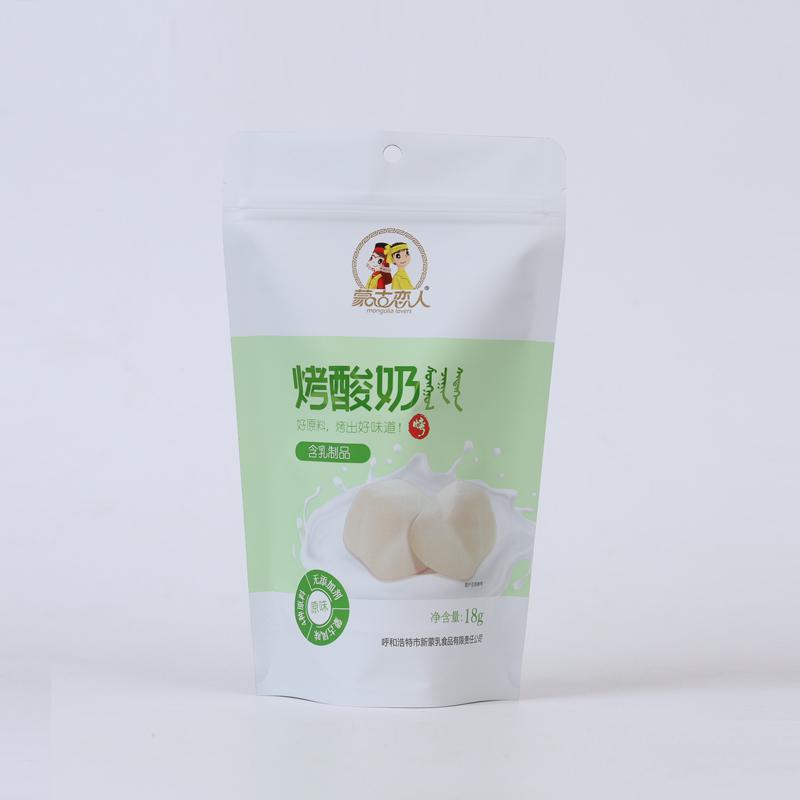 烤酸奶 袋裝 18g 原味