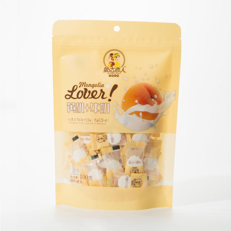 果味668成 人网 站免费片(蒙古恋人 袋装)100克 黄桃+牛奶