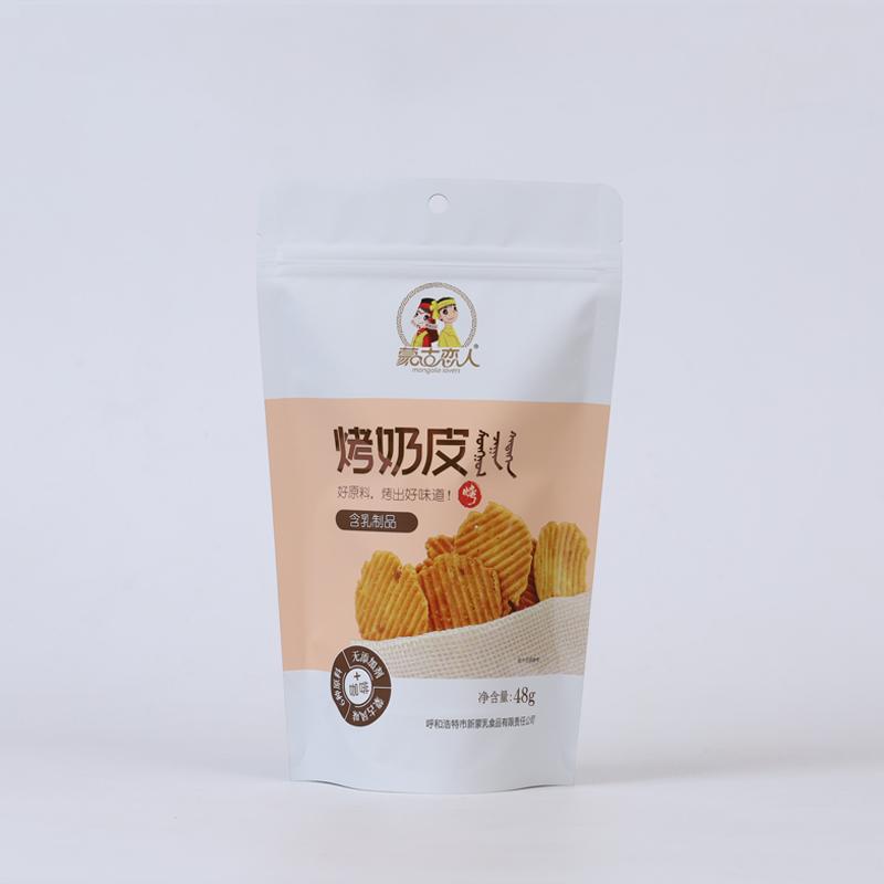 烤奶皮 袋装 48g 咖啡